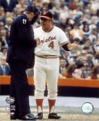 Earl Weaver LIMITED STOCK Baltimore Orioles 8X10 Photo