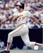 Benny Ayala 1983 World Champs SUPER SALE Baltimore Orioles 8X10 Photo
