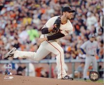 Madison Bumgarner 2012 World Series Game 2 San Francisco Giants 8X10 Photo