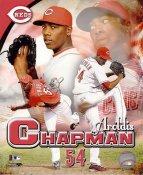 Aroldis Chapman Cincinnati Reds LIMITED STOCK 8X10 Photo
