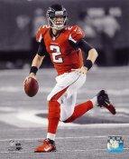 Matt Ryan LIMITED STOCK Spotlight Atlanta Falcons 8x10 Photo