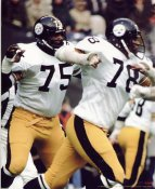 Dwight White & Joe Greene Pittsburgh Steelers 8x10 Photo LIMITED STOCK