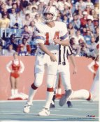 Steve Grogan New England Patriots 8X10 Photo LIMITED STOCK