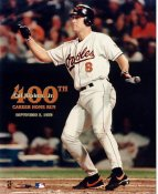Cal Ripken Jr. SUPER SALE 400th Career Home Run  No Hologram Baltimore Orioles 8X10 Photo