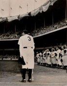 Babe Ruth Farewell SUPER SALE New York Yankees 11X14 Photo