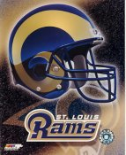 Rams A1 St. Louis Team Helmet LIMITED STOCK 8x10 Photo