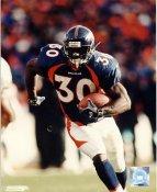 Terrell Davis LIMITED STOCK Denver Broncos 8X10 Photo