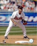 Melvin Mora LIMITED STOCK Baltimore Orioles 8X10 Photo