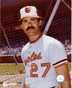 Benny Ayala LIMITED STOCK Baltimore Orioles 8X10 Photo