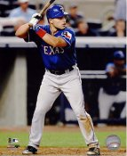 Ivan Rodriguez LIMITED STOCK Texas Rangers 8X10 Photo