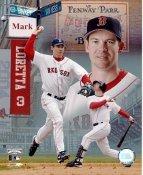 Mark Loretta LIMITED STOCK Boston Red Sox 8x10 Photo