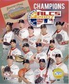 Coco Crisp, Jonathon Papelbon, Josh Beckett, Dustin Pedroia,JD Drew, David Ortiz LIMITED STOCK 2007 WS Champs Boston Red Sox 8x10 Photo