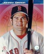 Johnny Damon LIMITED STOCK Boston Red Sox 8X10 Photo