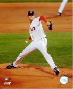 Clay Buchholz LIMITED STOCK Red Sox 8x10 Photo