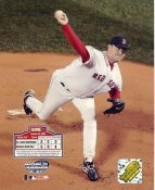 Curt Schilling 2004 WS Game 2 LIMITED STOCK Red Sox 8x10 Photo