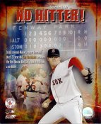 Clay Buchholz LIMITED STOCK No Hitter Red Sox 8x10 Photo