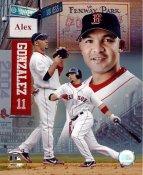 Alex Gonzalez LIMITED STOCK Boston Red Sox 8x10 Photo