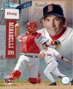 Doug Mirabelli LIMITED STOCK Boston Red Sox 8x10 Photo