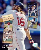 Johnny Damon LIMITED STOCK Boston Red Sox 8X10 Photo