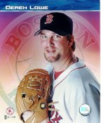 Derek Lowe LIMITED STOCK Boston Red Sox 8X10 Photo