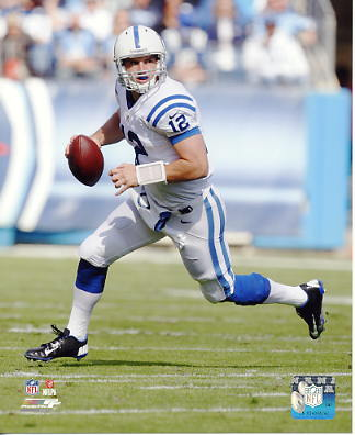 Andrew Luck Indianapolis Colts 8X10 Photo