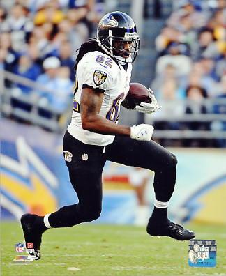 Torrey Smith Baltimore Ravens 8X10 Photo