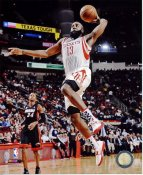 James Hardin Houston Rockets 8X10 Photo LIMITED STOCK