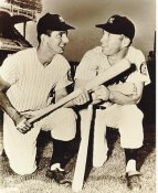 Billy Martin & Mickey Mantle SUPER SALE New York Yankees 8x10 Photo