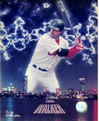 Todd Walker LIMITED STOCK Boston Red Sox 8X10 Photo