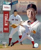 Mike Timlin LIMITED STOCK Boston Red Sox 8x10 Photo