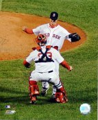 Jason Varitek LIMITED STOCK Boston Red Sox 8x10 Photo