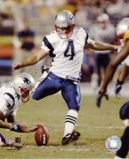 Adam Vinatieri LIMITED STOCK New England Patriots 8x10 Photo