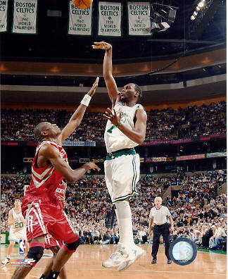 Kenny Anderson LIMITED STOCK Boston Celtics 8X10 Photo