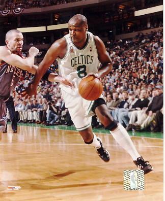 Antoine Walker LIMITED STOCK Boston Celtics 8X10 Photo