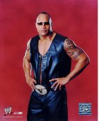 "Dwayne Johnson ""The Rock""  LIMITED STOCK 8X10 Photo"