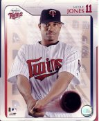 Jacque Jones LIMITED STOCK Minnesota Twins 8X10 Photo