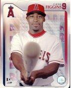 Chone Figgins LIMITED STOCK Anaheim Angels 8X10 Photo