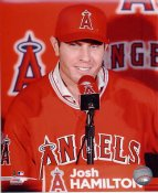 Josh Hamilton Anaheim Angels SATIN 8X10 Photo