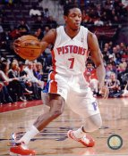 Brandon Knight Detroit Pistons SATIN 8X10 Photo LIMITED STOCK