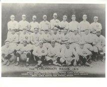 Edd Roush, Morrie Rath, Hod Eller, Slim Sallee, Ed Gerner, Ray Fisher LIMITED STOCK 1919 Cincinnati Reds Vintage Baseball Team Photo 8X10 Photo
