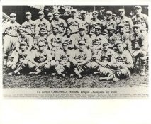 Billy Southworth, Tommy Thevenow, Groover Alexander, Chick Hafey, Bill Hallahan LIMITED STOCK 1926 St. Louis Cardinals National League Champions Vintage Baseball Team Photo 8X10 Photo