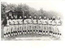 House Of David Baseball Team LIMITED STOCK Established in Benton Harbor Michigan 1903 Vintage Baseball Team Photo 8X10 Photo