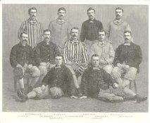 Unknown Vintage Baseball Team LIMITED STOCK Baseball Team Photo 8X10 Photo