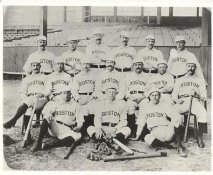 Boston Braves LIMITED STOCK Vintage Baseball Team Photo 8X10 Photo