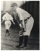 Unknown Vintage Baseball Player LIMITED STOCK Chicago Cubs 8X10 Photo