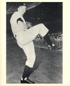 Bob Kuzava Recorded Saves in the Final Games of 1951 & 1952 World Series Vintage Baseball Player LIMITED STOCK New York Yankees 8X10 Photo