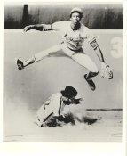 Gerry Templeton St Louis Cardinals, Bake McBride Philadelphia Phillies Vintage Baseball Player LIMITED STOCK 8X10 Photo