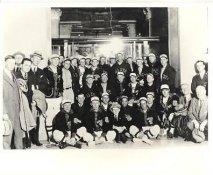 Chicago White Sox & New York Giants LIMITED STOCK Vintage Baseball Team Photo 8X10 Photo