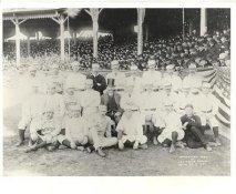 Boston Red Sox LIMITED STOCK Vintage Baseball Team Photo 8X10 Photo