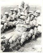 Hal Epps, Ernie White, Dickson St. Louis Cardinals LIMITED STOCK Vintage Baseball Team Photo 8X10 Photo